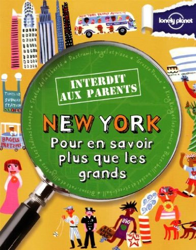 New York enfant guide lonely planet