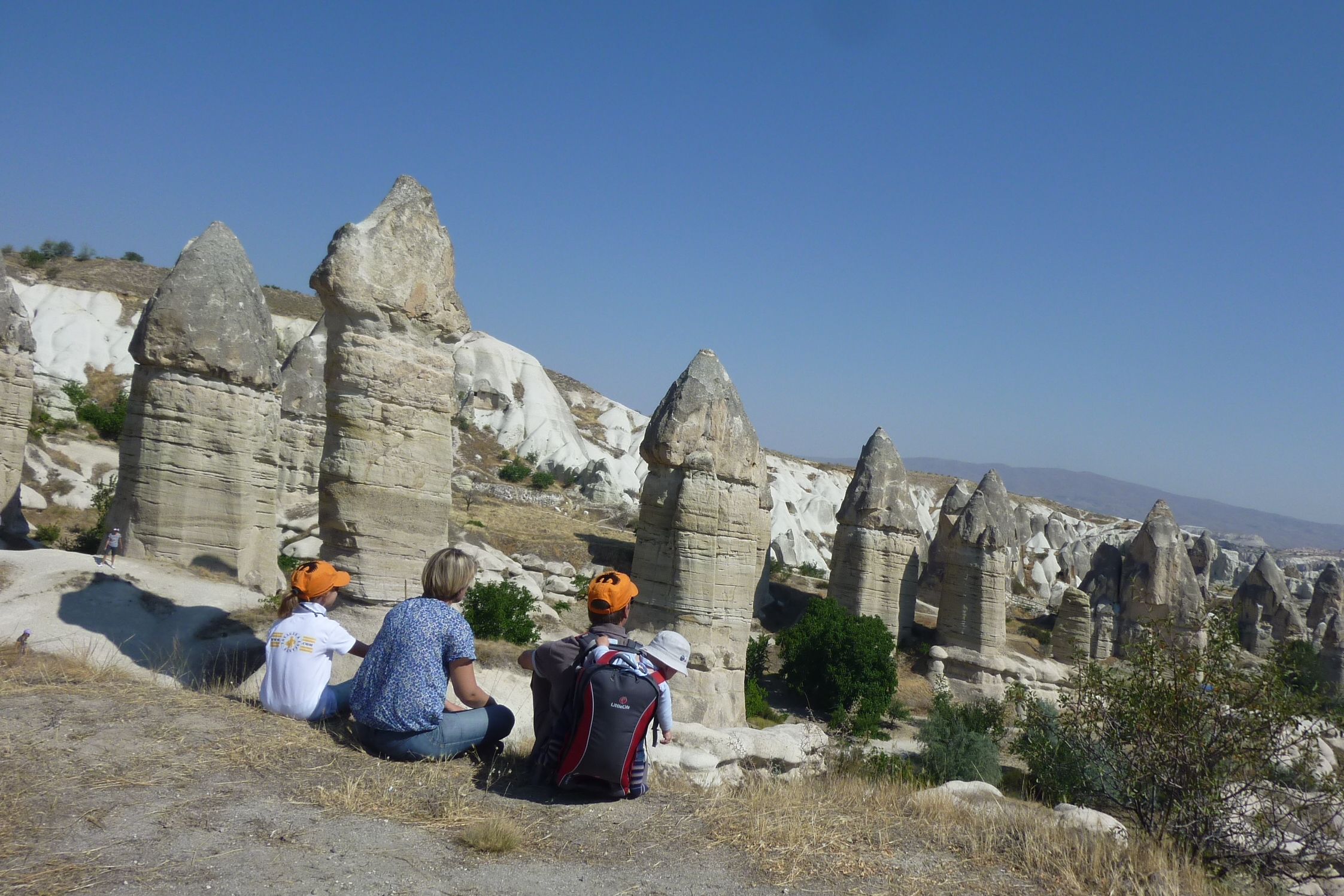 Cappadocia Travel and Children