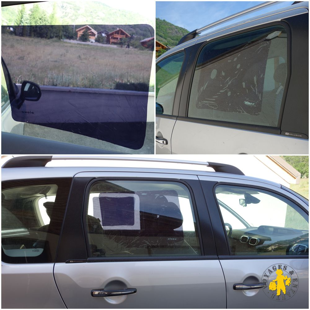 protection solaire voiture cool shade diono