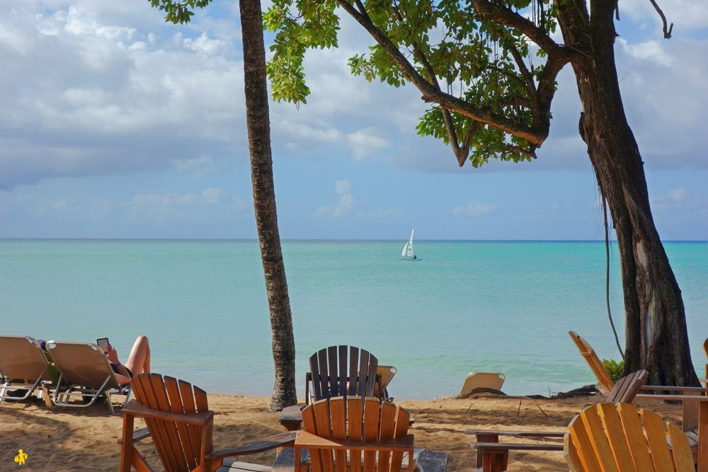 2015.12.07 Guadeloupe voyage hotel langley resort famille