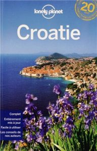 Guide Croatie Lonely Planet