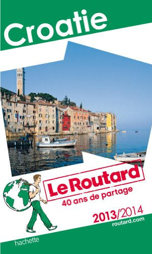 Guide croatie Routard