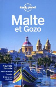 Guide voyage lonely planet Malte