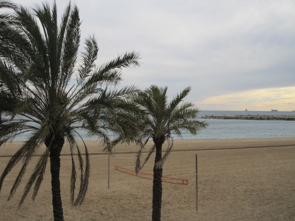 Plage - Barcelone