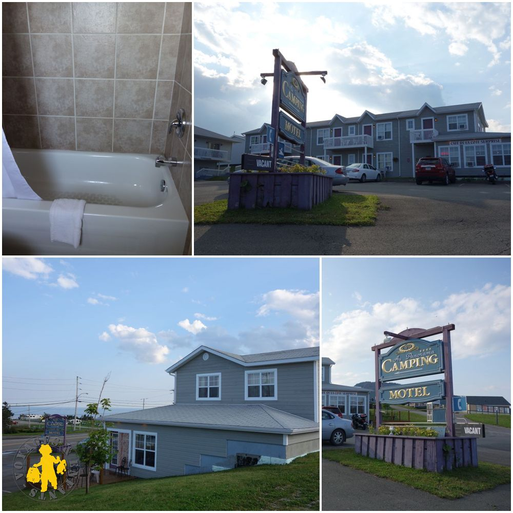 Motel Percé