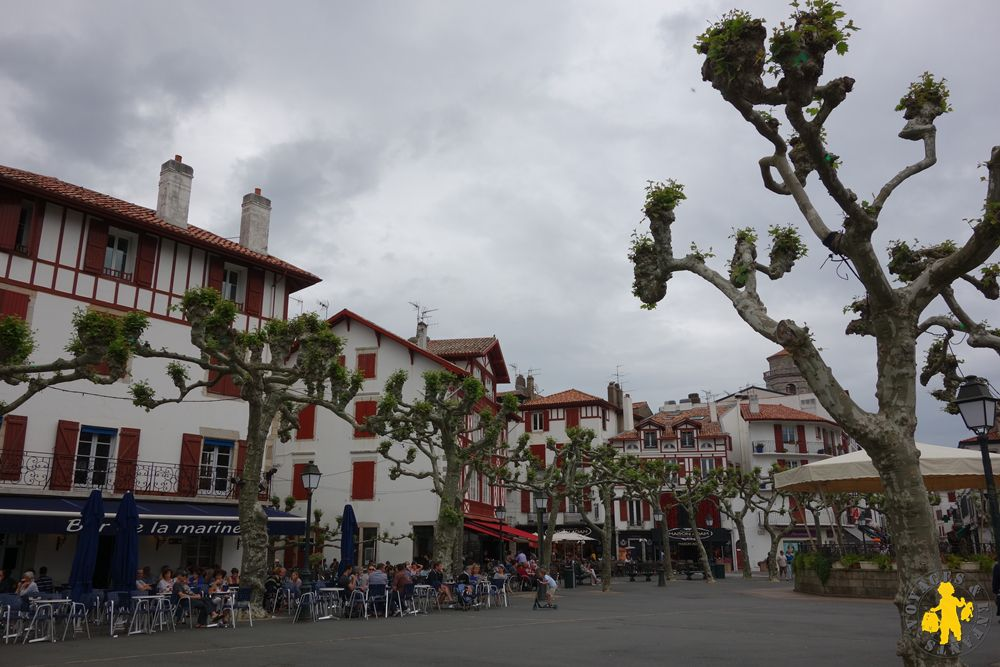 2015.05.03 Cote Basque St Jean de Luz village
