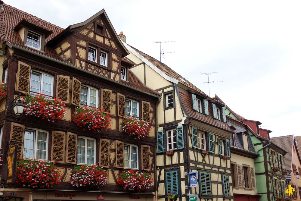 Week-end à colmar en famille