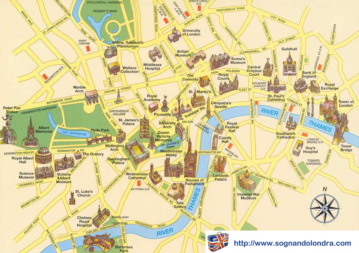london-map-monument