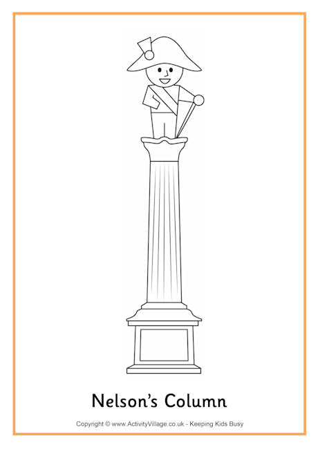 nelsons_column_colouring_page_460_2