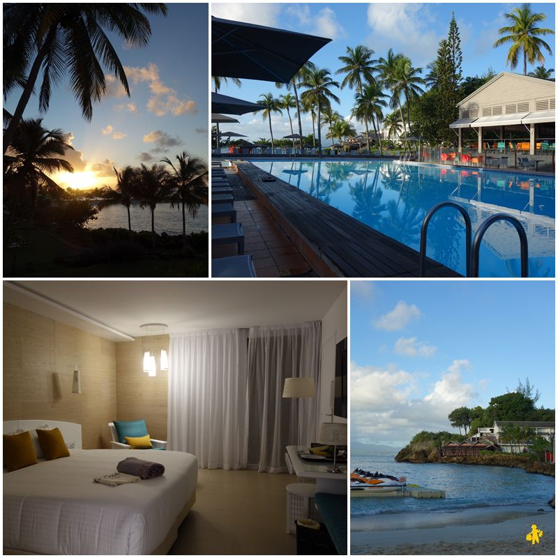 Hotel famille creole beach hotel guadeloupe