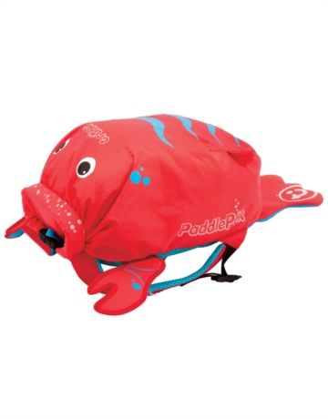 sac piscine plage rouge trunki