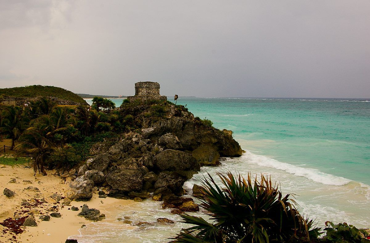 Mexique-Caraibes-Tulum