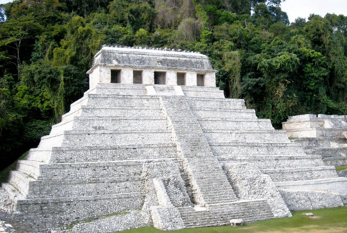 Mexique- Palenque
