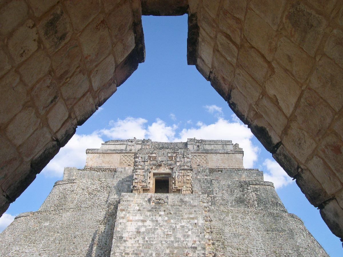 Mexique- Uxmal