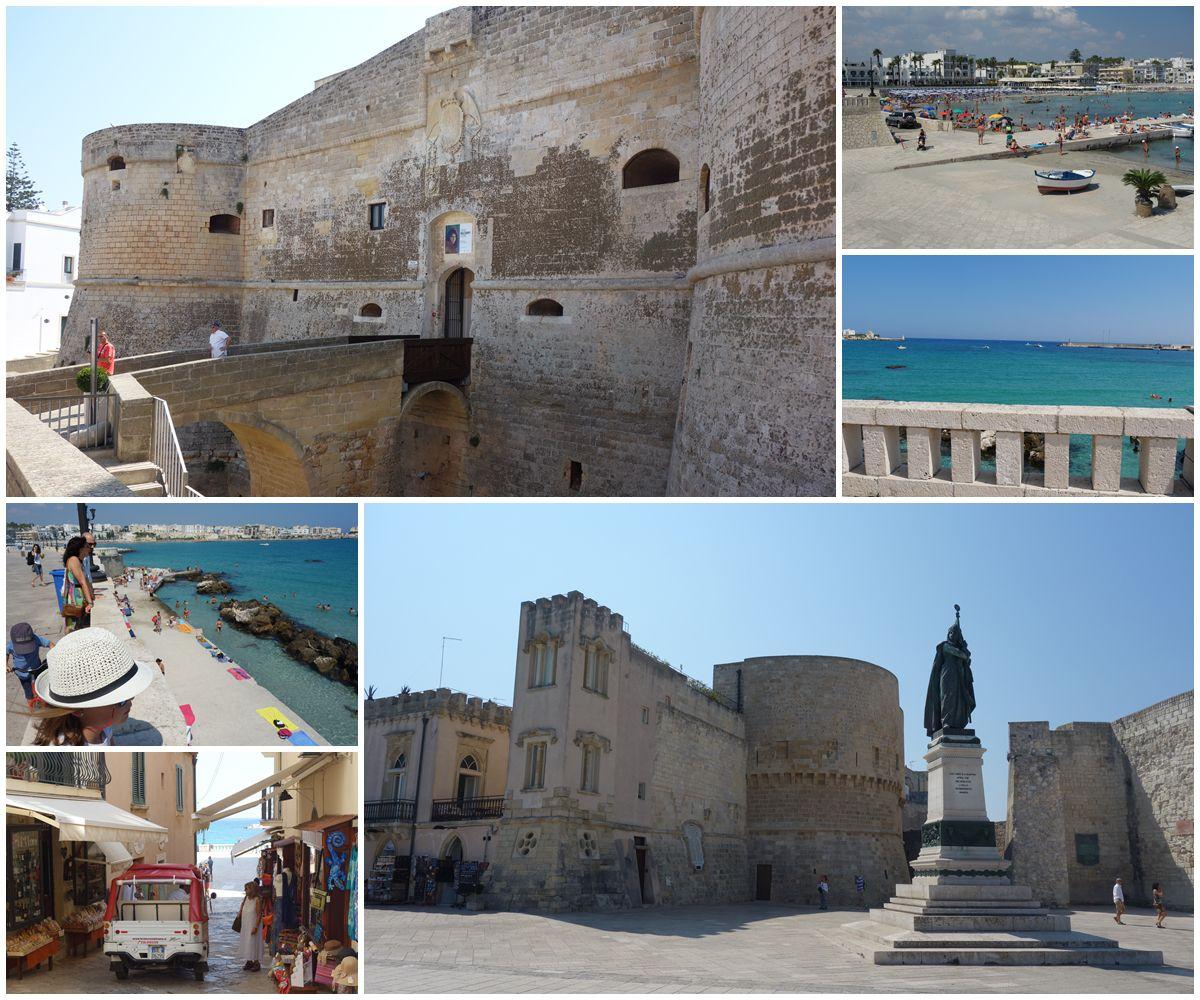 Otranto séjour dans les Pouilles