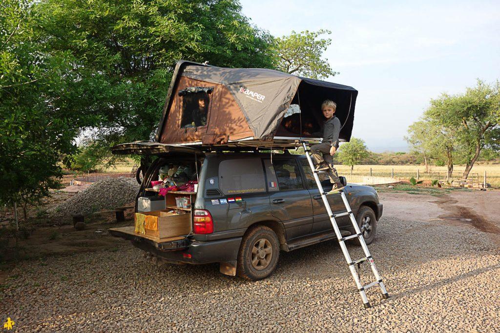 Aménagement 4x4 pour un an de voyage - Van tour | Blog VOYAGES ET ENFANTS