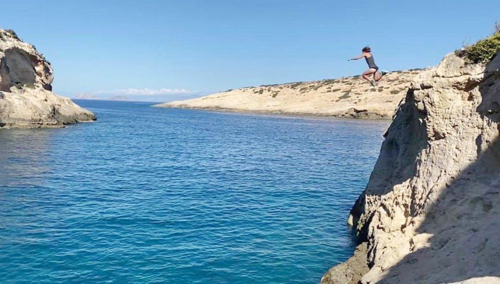 Road trip bivouac en Crète
