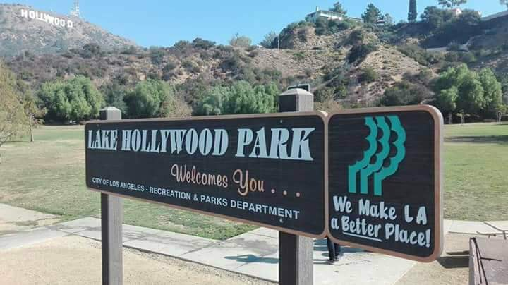 Hollywood parc Los Angeles en famille